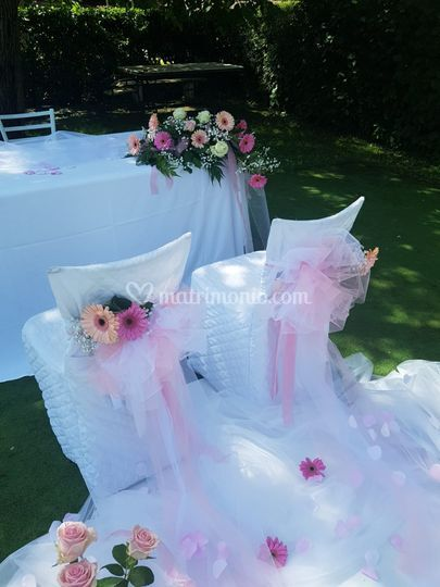 Tavolo rito sposi