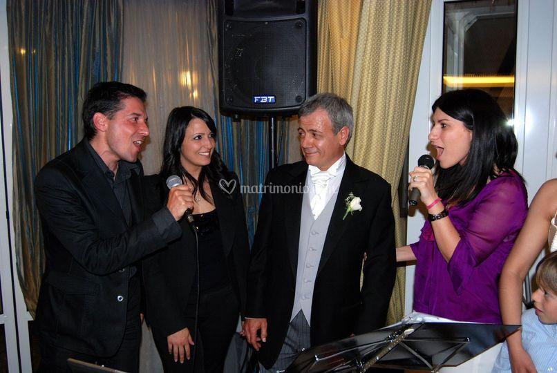 Trio musicale matrimonio