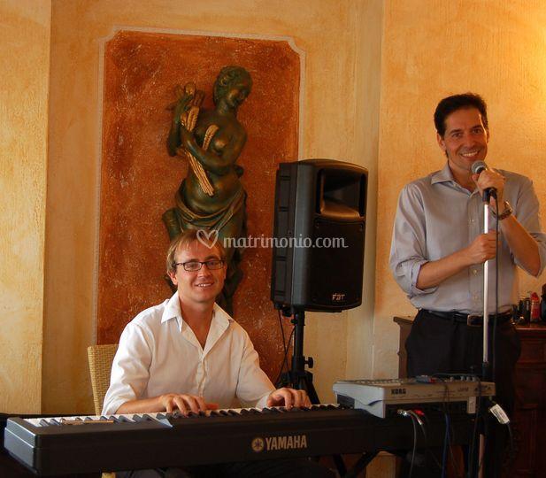 Marco e Gabriele duo musicale