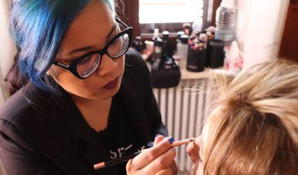 Rachele Anne Sawali Make up Artist 1