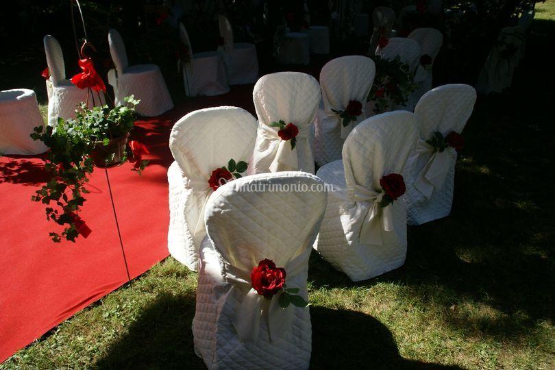 Cerimonie all'aperto