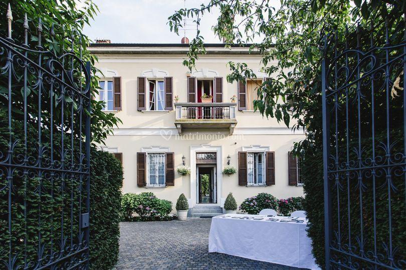 Villa Umberto 1896