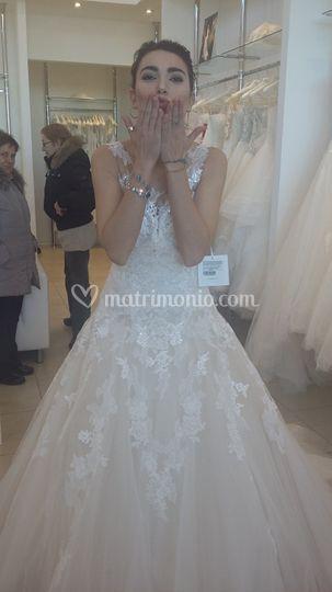 La gioia della sposa