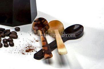 Cucchiaini di cioccolato