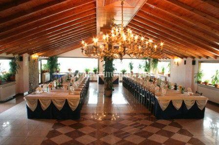 Salone delle cerimonie