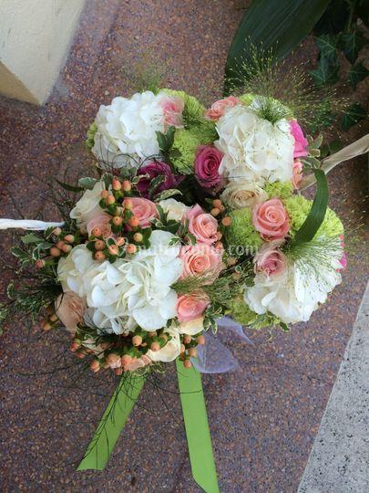 M . A . Floral decor