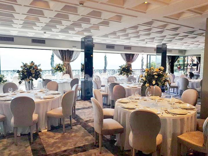 Sala per Eventi panoramica