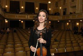 Serena Laiola - Violinista