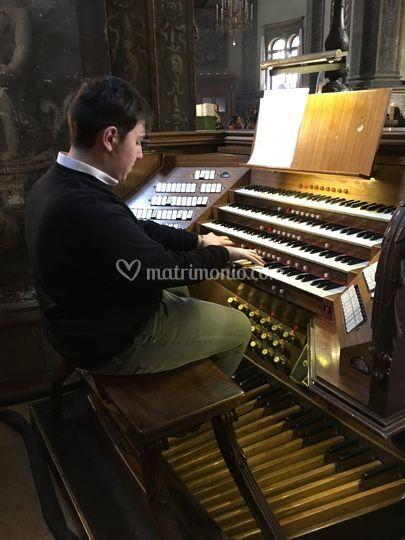 Basilica S.M. Steccata-Parma