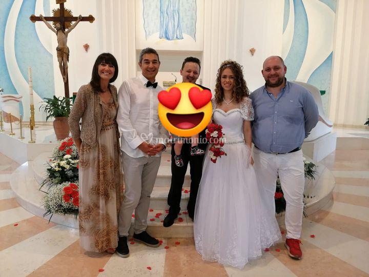 Matrimonio, Battesimo da FaVoL