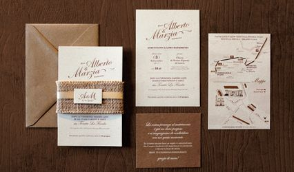 Laura Camilletti - Wedding Graphic Designer