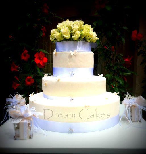Matrimonio in bianco/avorio