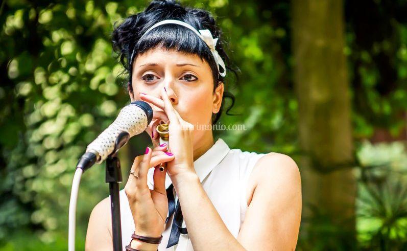 Sonia Voice con Kazoo