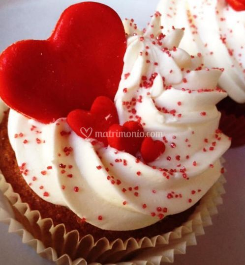 Cape cake cuore