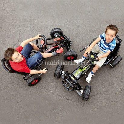Kart a pedali per bambini