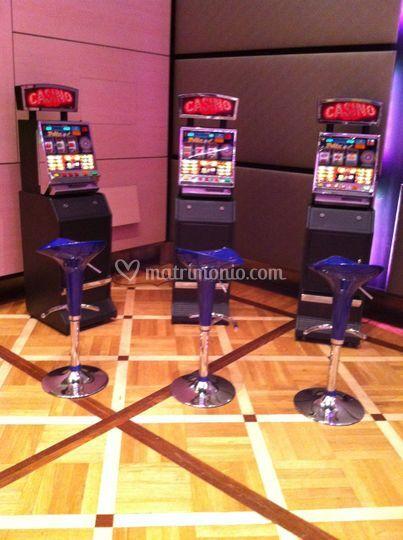 Slot machine personalizzate