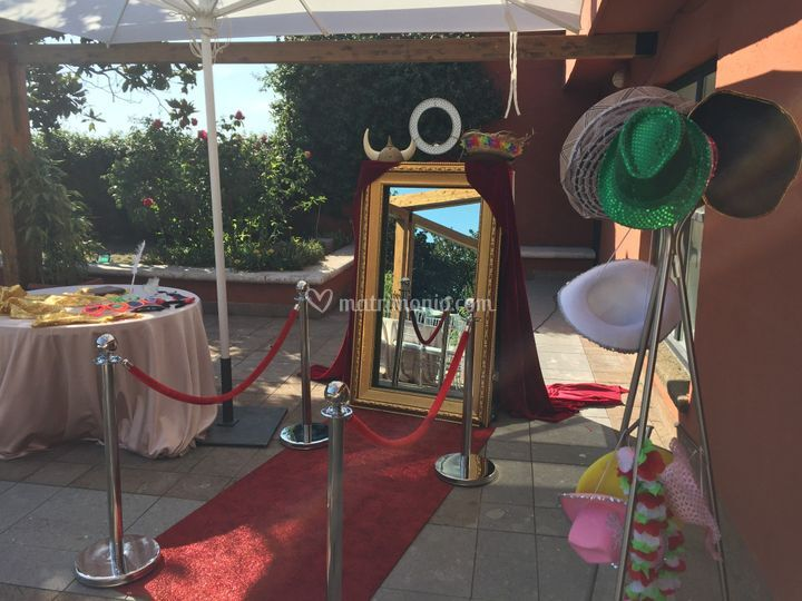 Specchio Magico Photo Booth