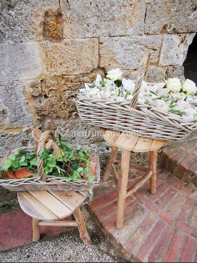 Corner lancio petali