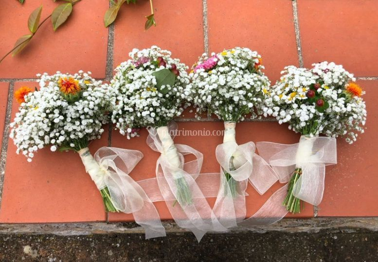 Bouquets damigelle