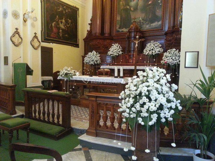 Composizioni altare