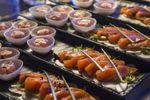 Sushi e sashimi mania