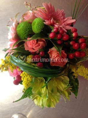 Fra i fiori