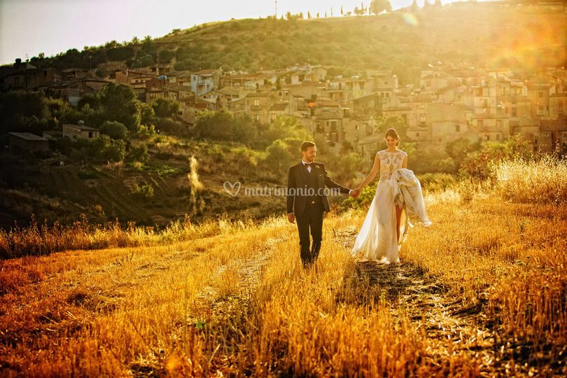 Sicily sun