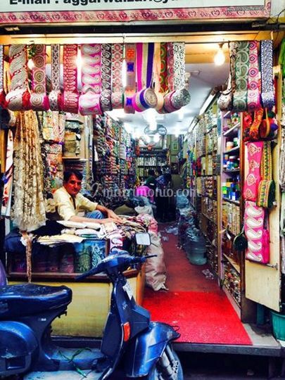 Le vie della Seta, India