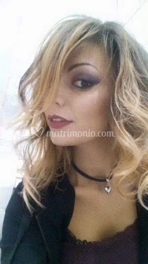 Jessica Sanseverinati Make up artist