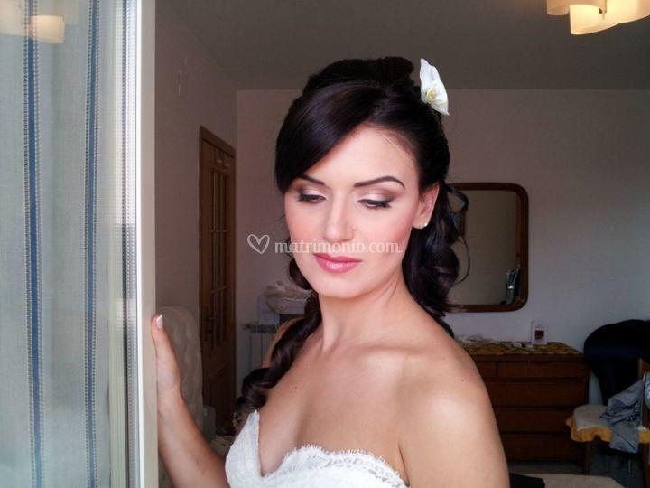 Trucco sposa giorno