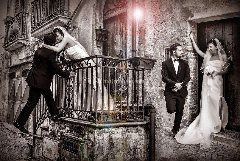 Matrimonio Tema Romeo E Giulietta : Foto ottica leonardo lauria