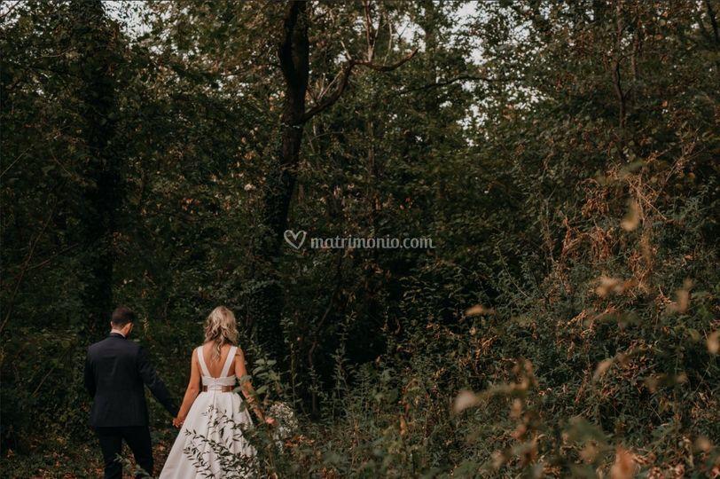 Foto di coppia a Ranverso