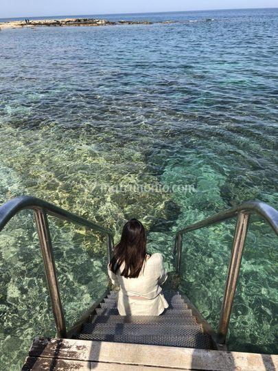 Polignano a mare!