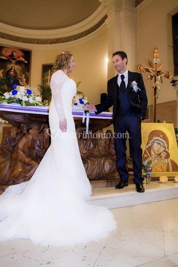 Simona e Claudio
