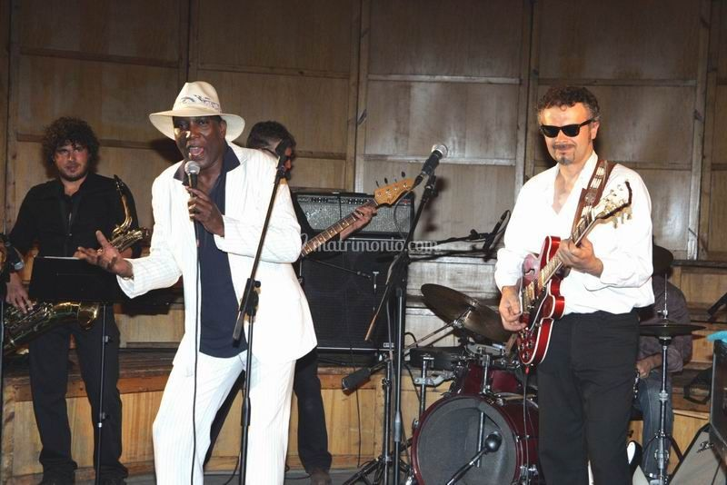 Larry Ray band musica matrimoni, feste private, aziendali