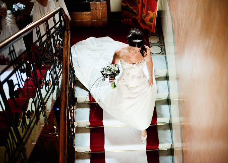 La sposa in partenza