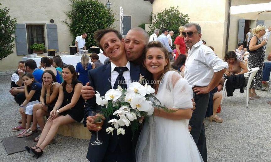 Gli sposi felici coldj max