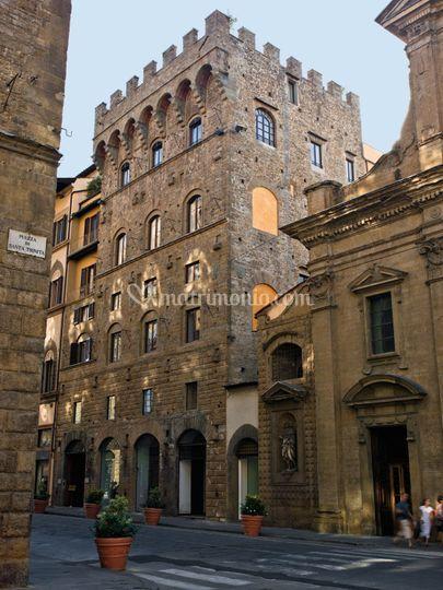 antica torre di via tornabuoni 1 - Soggiorno Antica Torre Firenze