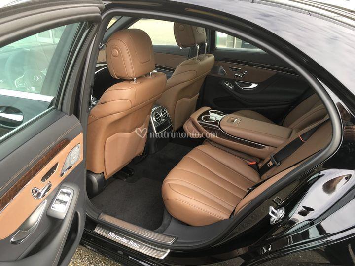 Interni Mercedes S