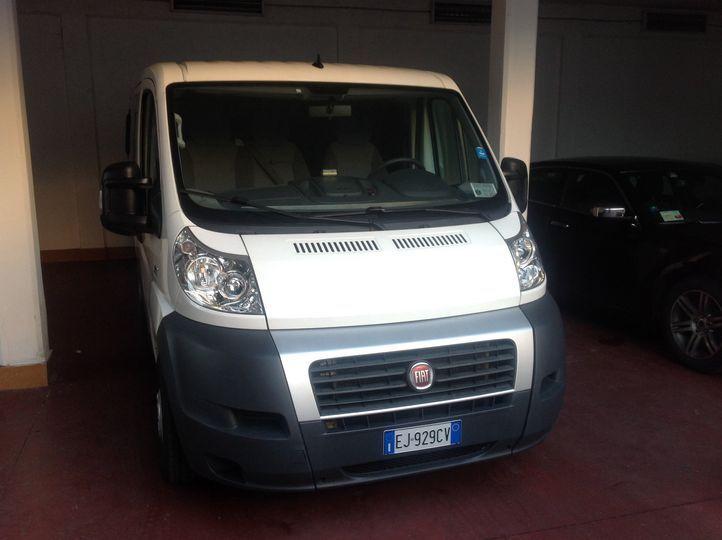 Fiat Ducato 9 posti
