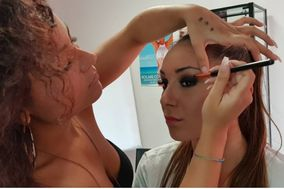 Erika Borbone make-up artist