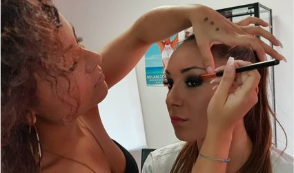 Erika Borbone make-up artist 1