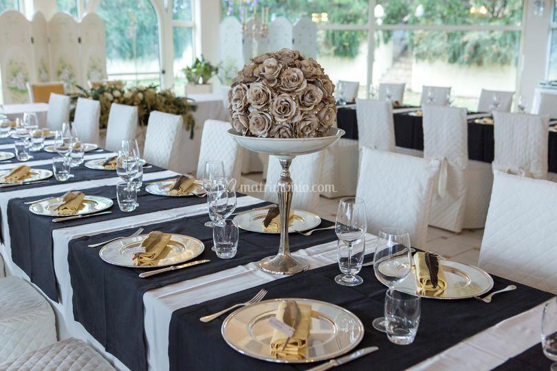 Winter Wedding Villa Rossi