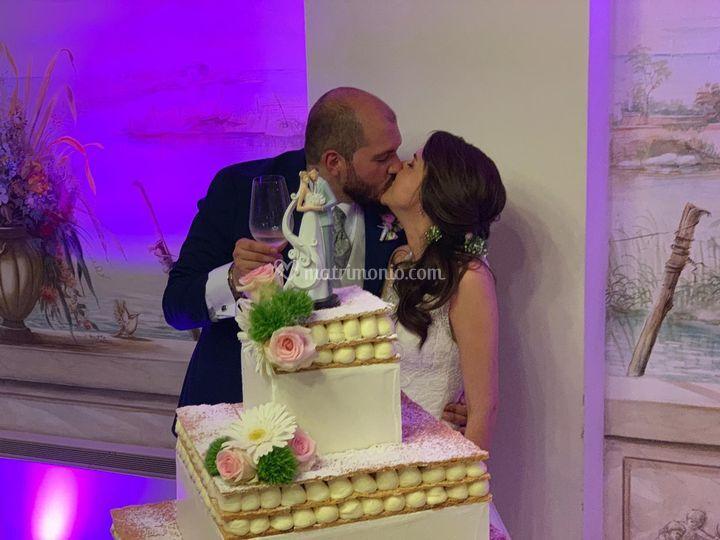 Sposa Michela a Pratello