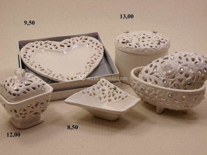 Porcellane resine ceramiche