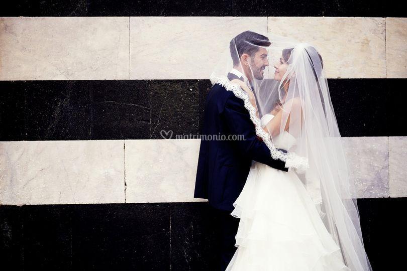 Ritratto sposi Monterosso