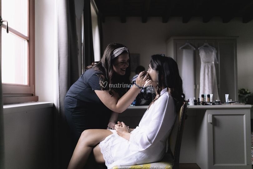 Laura Puricelli Make-up