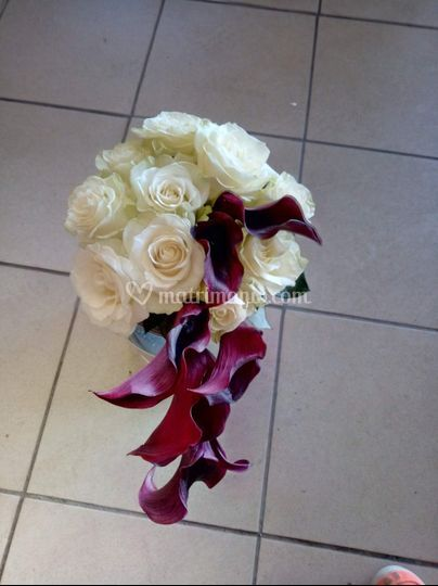 Bouquet rose e calle