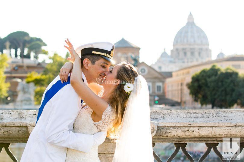 Sposi a Roma