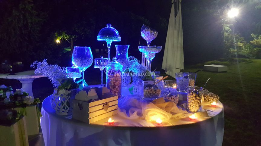 Wedding Table Lights